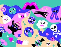 Blog illustration for Intercom