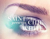 The Saint Presents Chic White
