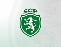 Sporting CP Rebrand