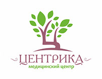 Logo for Medical Center of natural medicine, ЦЕНТРИКА