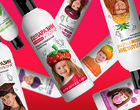 DEPARAZIN. Baby shampoo against lice.