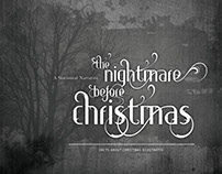 Nightmare Before Christmas - Inforgraphics