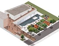 Proyecto Lugar: Extensión Mambo