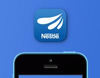 Sabores de la Vida- Nestlé Mobile App