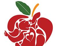 Logotipo red prevención obesidad