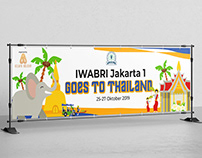 IWABRI Banner Design