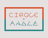 CIRQUE DU ANGLE - Typeface Set