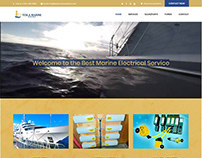 Website - Tesla Marine Electric