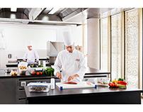 Basque Culinary Center- Araven