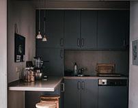 Cristina Tort kitchen interiors designer
