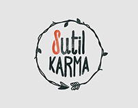 Sutil Karma, Logo Design