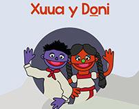 Xuua y Doni