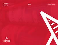 copyli ''logo&visual identity''