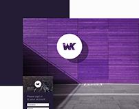 Wallkit logotype