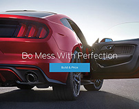 Ford.com Global Homepage Redesign