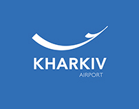 Rebranding for Krarkiv International Airport