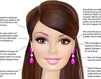 Bdoll Barbie Avatar Development
