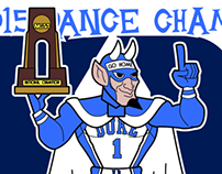 CBS Sports: NCAA - Championship Animation