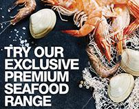 Retail Advertising: Seafood