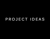 PROJECTS PROPOSALS