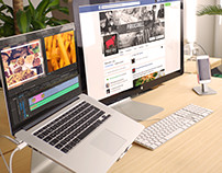 Social Media - Pirkas Grill + Audio Visual