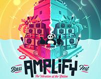 Amplify ft. Panda Dub, Mayd Hub & Tiburk