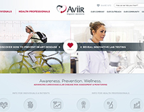 Aviir | Website Design Proposal