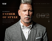 Nick Wooster - website