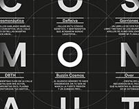 Cosmonáutica — Erik Urano & Zar1