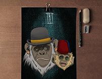 The scouts monkeys