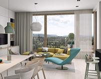 Apartment Modrany