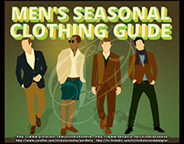 MEN'S SEASONAL CLOTHING GUIDE