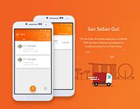 San SeSan Field Report App