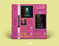 Levi Watson No Love Lost Vol 1 Cover