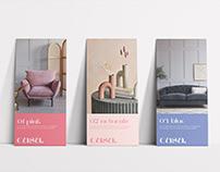 Casa Home Ware Branding