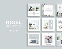 Rigel Social Media Pack