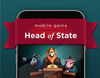 Head of State – mobile game