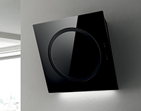 Render per Elica: OM AIR SENSE ELICA DESIGN CENTER