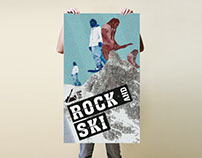 Sistema de identidad | Rock and Ski [Morfología II]