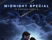 Midnight Special alternative poster