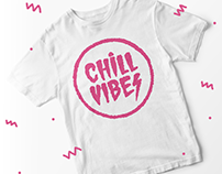 Logo Chill Vibes Clothing