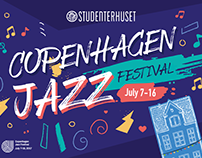 Copenhagen Jazz Festival for Studenterhuset