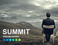 Summit Powerpoint Template
