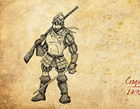 Soldados a lo largo de la Historia (Parte 2)