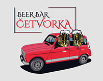 Beer Bar Četvorka