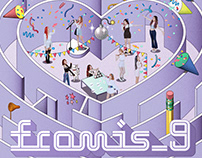 Fromis_9 - Lovebomb