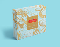 Box Packaging For Sharman Jain Sweets Ludhiana