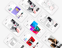 Thefabion fashion website - Mobile responsive