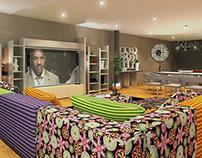 Apartamento Sr. Stephan Silva (Angola)