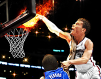 Blake Griffin NBA Jam